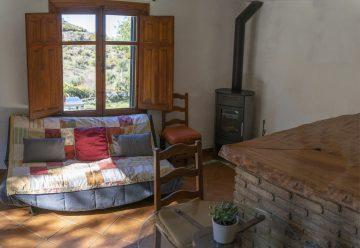 Salón Cortijillo Hotel Rural Fuente La Teja