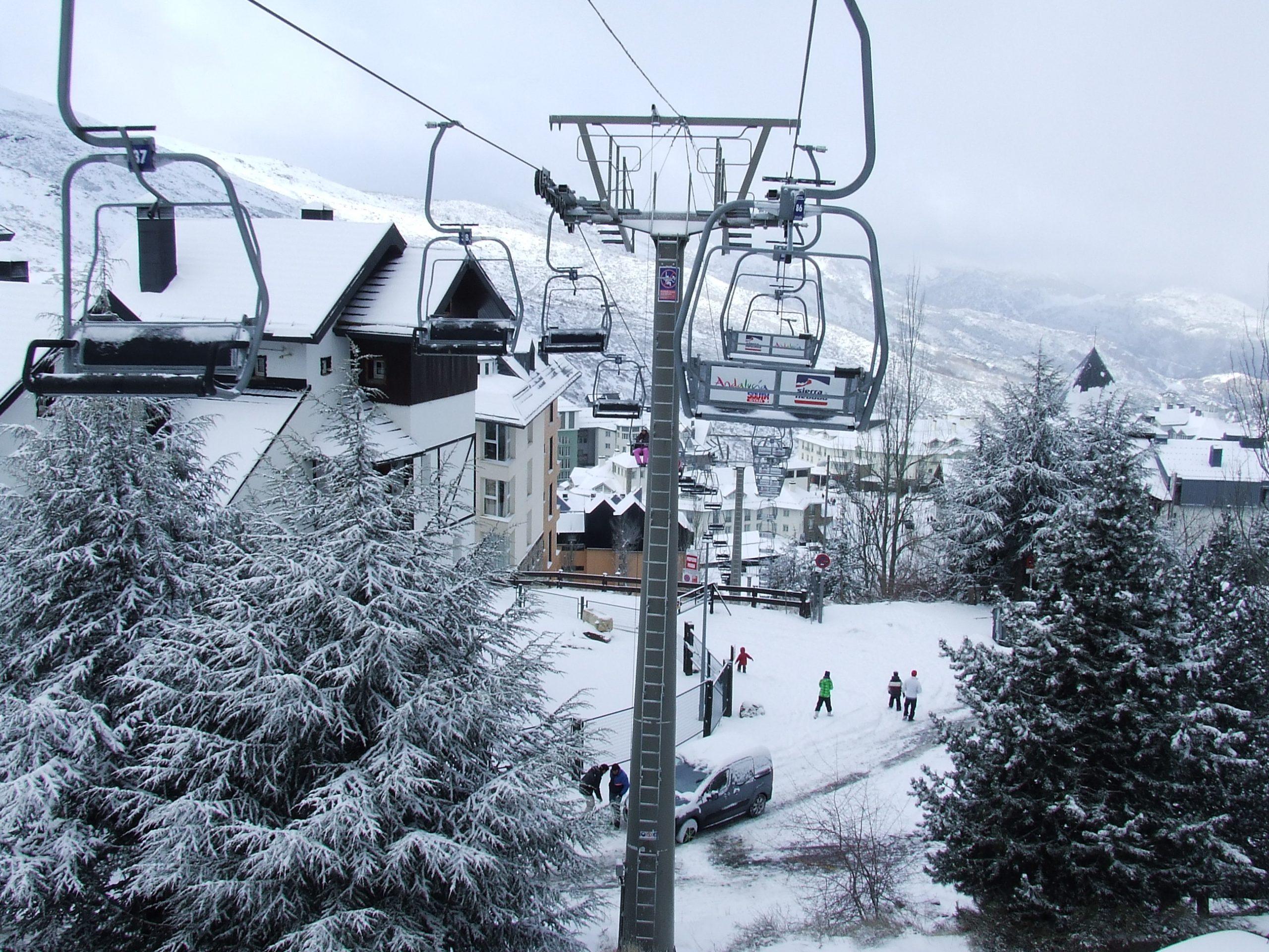 Esquiar en Hotel Rural Fuente La Teja Sierra Nevada