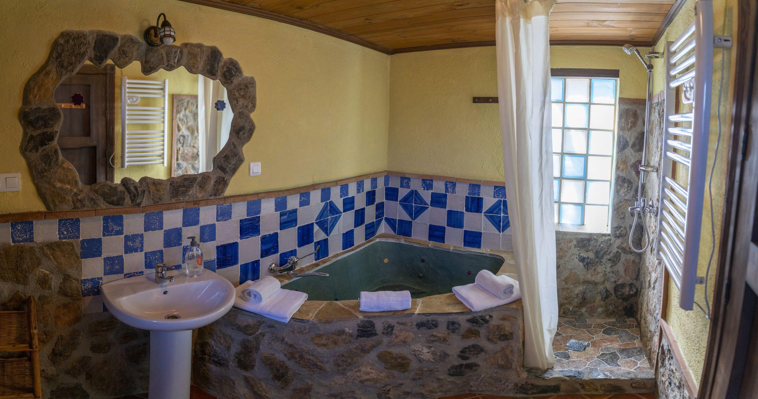 Baño Jara Hotel Rural Fuente La Teja