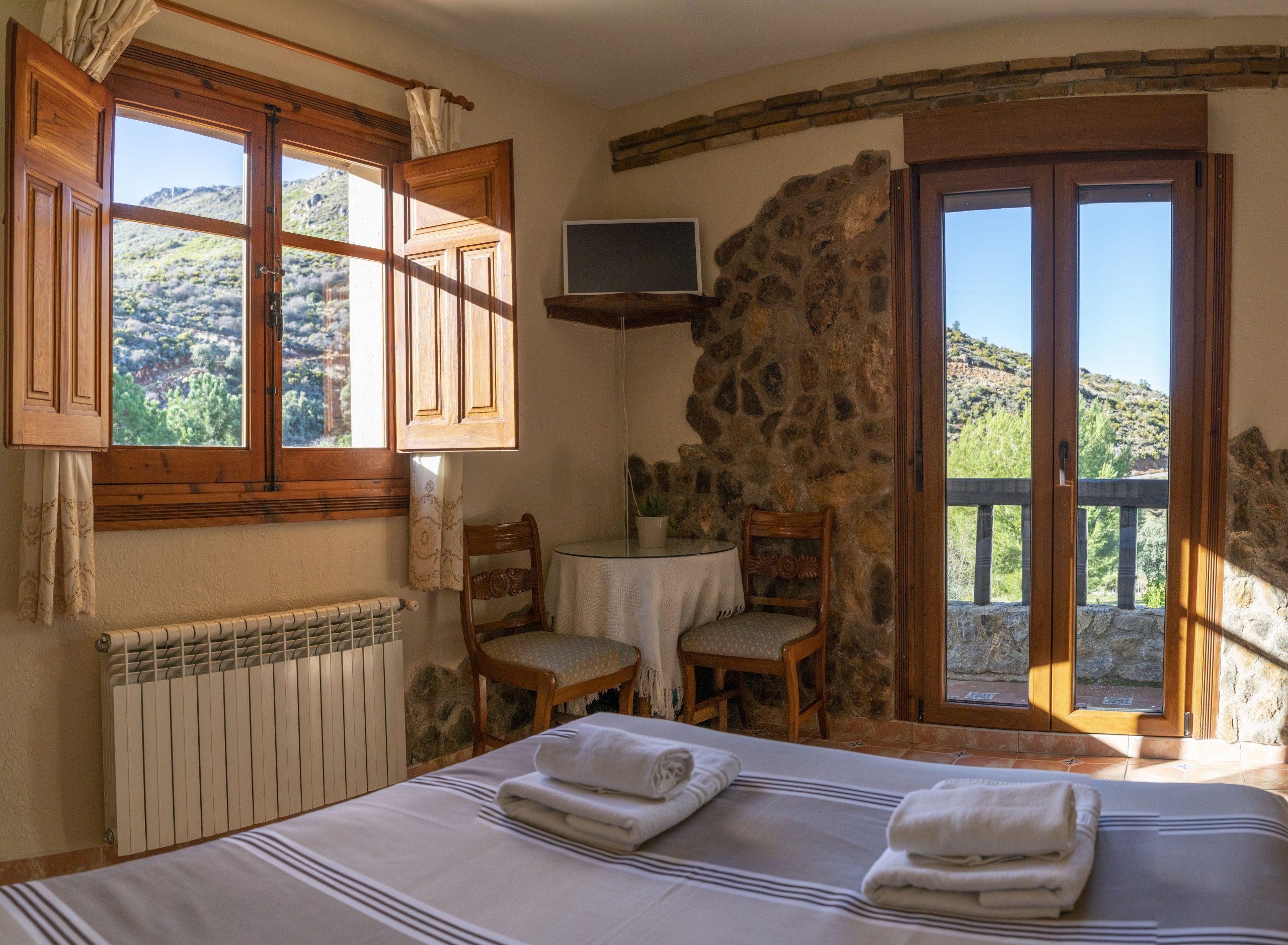 Habitación Hotel Rural Fuente La Teja